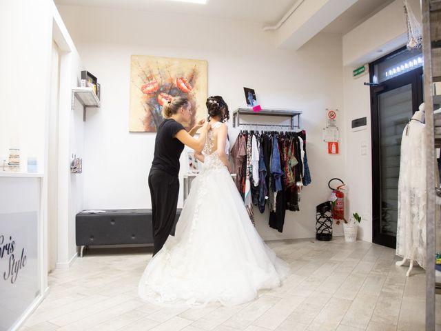 Il matrimonio di Yuriko e Manuel a Castel San Pietro Terme, Bologna 18