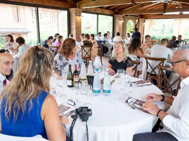 Il matrimonio di Yuriko e Manuel a Castel San Pietro Terme, Bologna 22