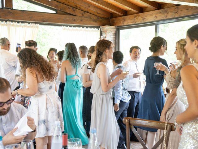 Il matrimonio di Yuriko e Manuel a Castel San Pietro Terme, Bologna 36