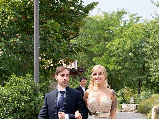 Il matrimonio di Yuriko e Manuel a Castel San Pietro Terme, Bologna 41