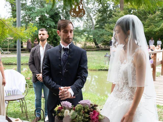 Il matrimonio di Yuriko e Manuel a Castel San Pietro Terme, Bologna 42
