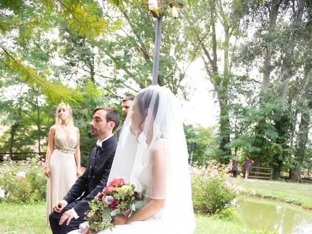 Il matrimonio di Yuriko e Manuel a Castel San Pietro Terme, Bologna 51