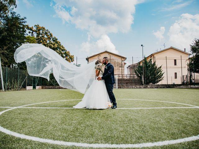 Il matrimonio di Angelo e Martina a Bisenti, Teramo 1