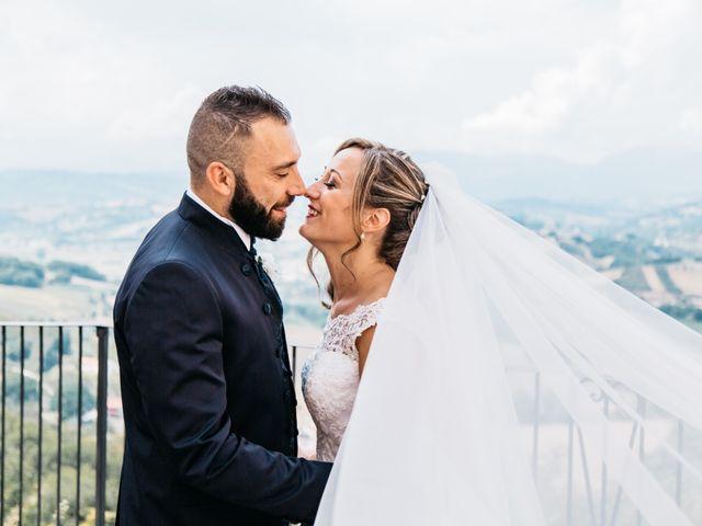 Il matrimonio di Angelo e Martina a Bisenti, Teramo 2