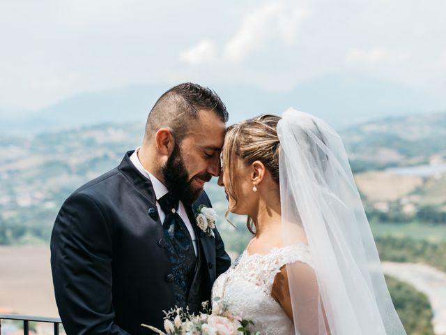 Il matrimonio di Angelo e Martina a Bisenti, Teramo 3