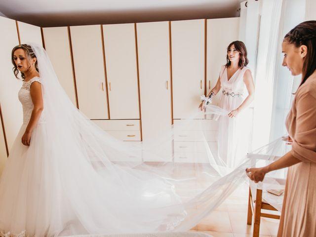 Il matrimonio di Angelo e Martina a Bisenti, Teramo 17
