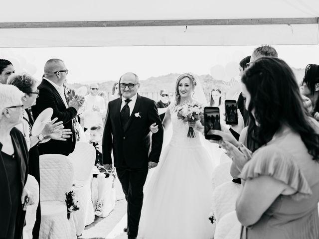 Il matrimonio di Angelo e Martina a Bisenti, Teramo 27