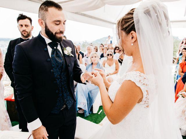 Il matrimonio di Angelo e Martina a Bisenti, Teramo 32