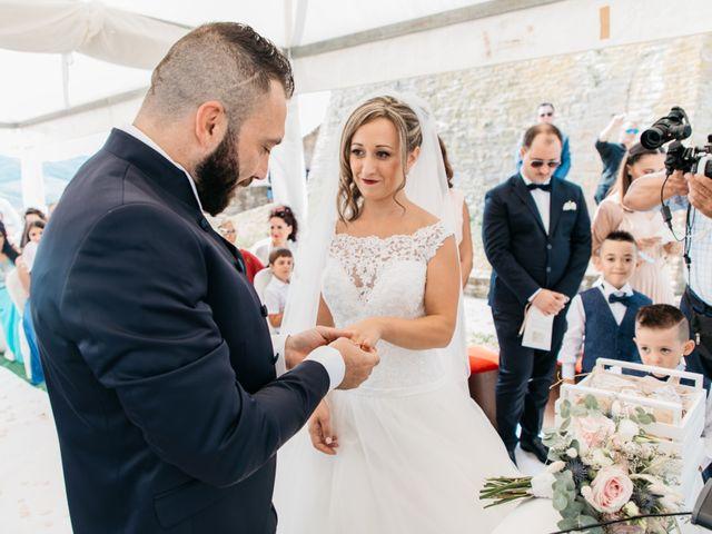 Il matrimonio di Angelo e Martina a Bisenti, Teramo 33
