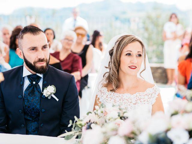 Il matrimonio di Angelo e Martina a Bisenti, Teramo 34