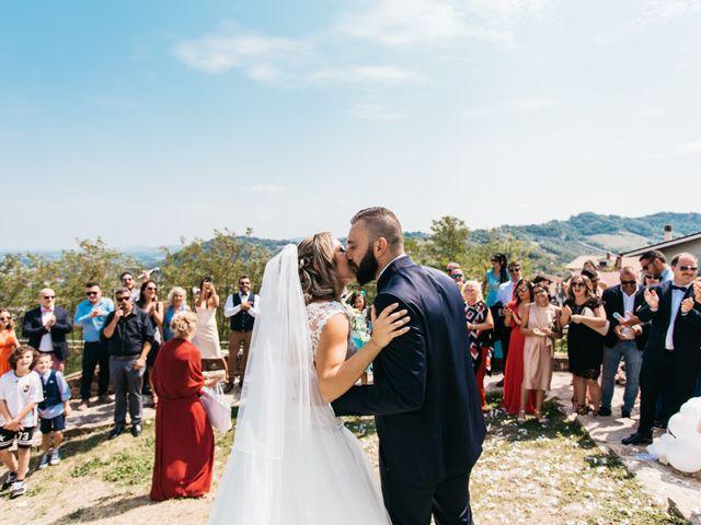Il matrimonio di Angelo e Martina a Bisenti, Teramo 36