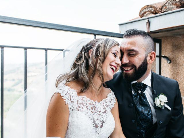 Il matrimonio di Angelo e Martina a Bisenti, Teramo 37