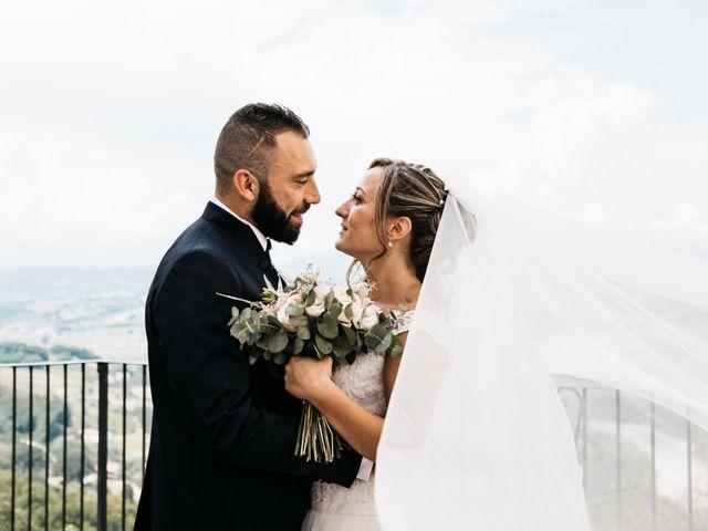 Il matrimonio di Angelo e Martina a Bisenti, Teramo 38