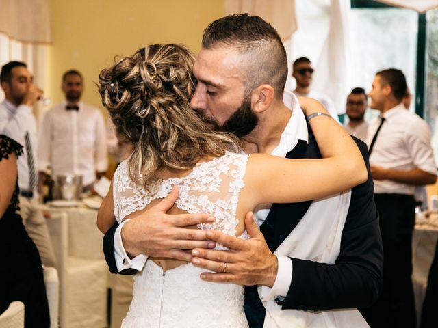 Il matrimonio di Angelo e Martina a Bisenti, Teramo 45