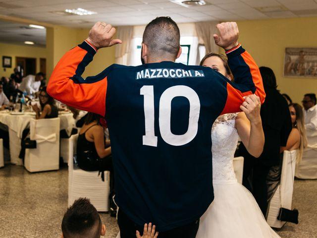 Il matrimonio di Angelo e Martina a Bisenti, Teramo 46