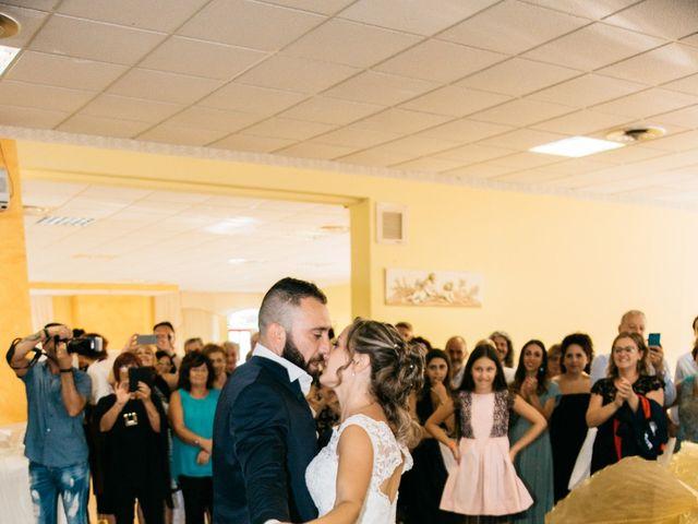 Il matrimonio di Angelo e Martina a Bisenti, Teramo 47