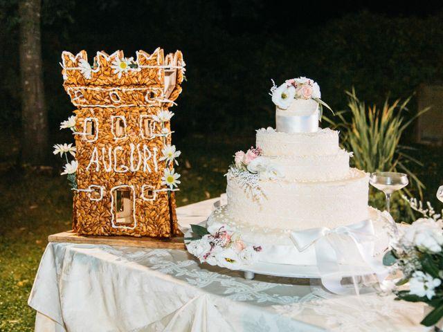 Il matrimonio di Angelo e Martina a Bisenti, Teramo 50