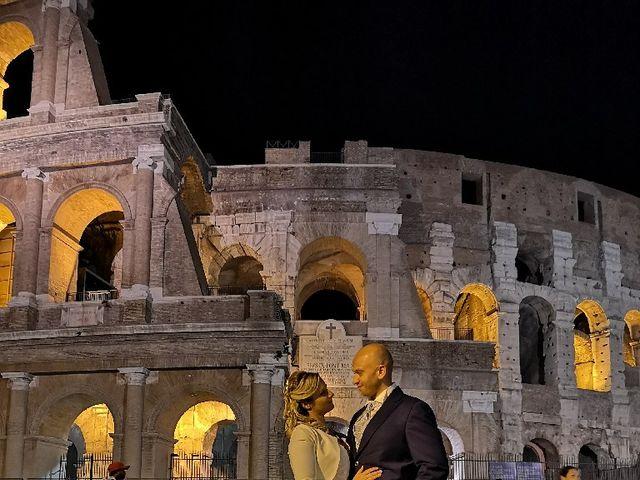 Il matrimonio di Federica e Andrea a Roma, Roma 3