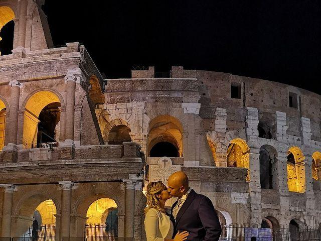 Il matrimonio di Federica e Andrea a Roma, Roma 1