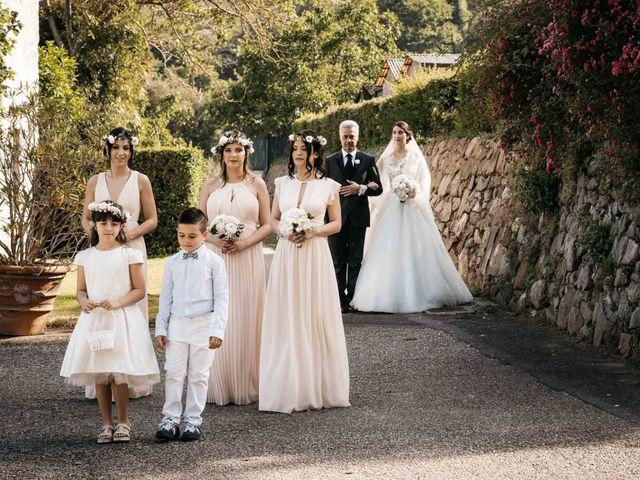 Il matrimonio di Alessandro e Claudia a Bracciano, Roma 28