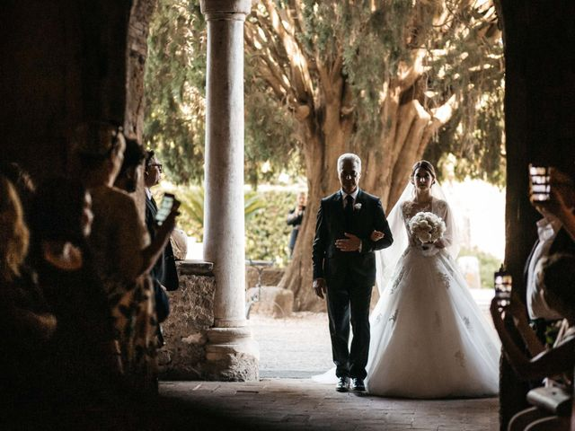 Il matrimonio di Alessandro e Claudia a Bracciano, Roma 30