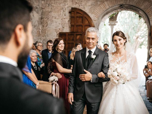Il matrimonio di Alessandro e Claudia a Bracciano, Roma 31