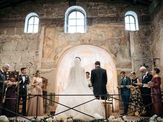 Il matrimonio di Alessandro e Claudia a Bracciano, Roma 32