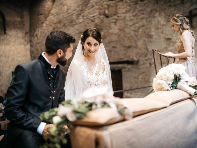 Il matrimonio di Alessandro e Claudia a Bracciano, Roma 33