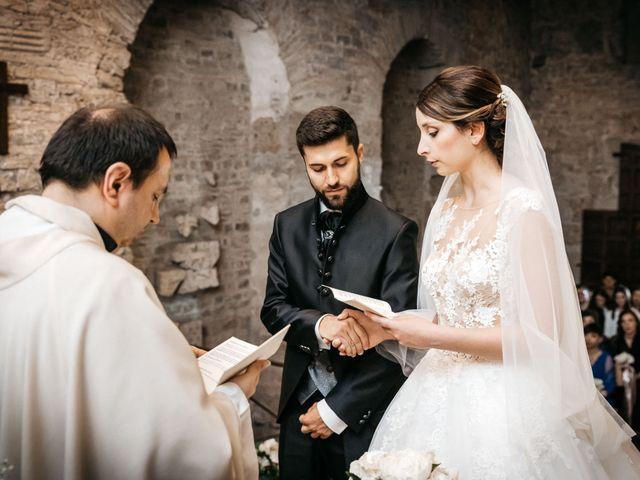 Il matrimonio di Alessandro e Claudia a Bracciano, Roma 35