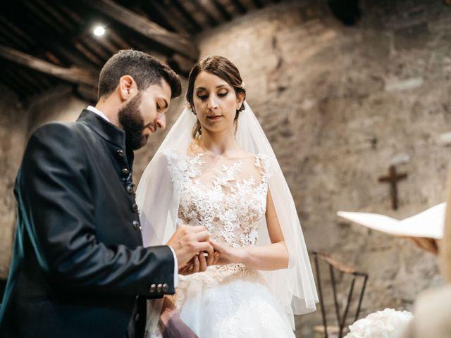 Il matrimonio di Alessandro e Claudia a Bracciano, Roma 36