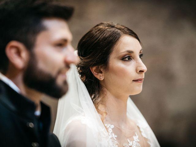 Il matrimonio di Alessandro e Claudia a Bracciano, Roma 37