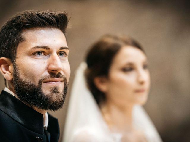 Il matrimonio di Alessandro e Claudia a Bracciano, Roma 38