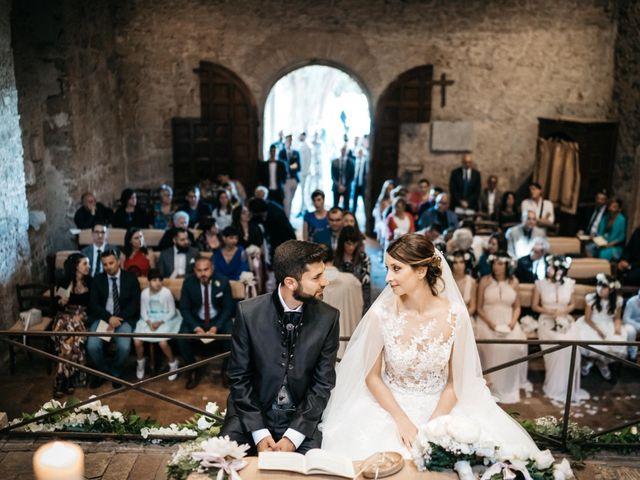 Il matrimonio di Alessandro e Claudia a Bracciano, Roma 39