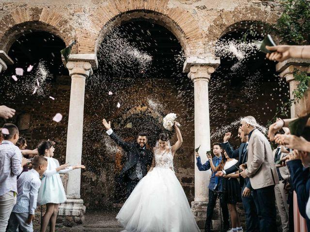 Il matrimonio di Alessandro e Claudia a Bracciano, Roma 41