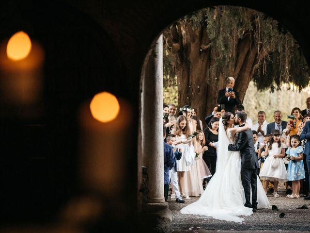 Il matrimonio di Alessandro e Claudia a Bracciano, Roma 44