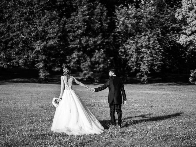 Il matrimonio di Alessandro e Claudia a Bracciano, Roma 45