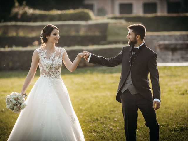 Il matrimonio di Alessandro e Claudia a Bracciano, Roma 46