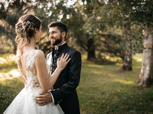 Il matrimonio di Alessandro e Claudia a Bracciano, Roma 49