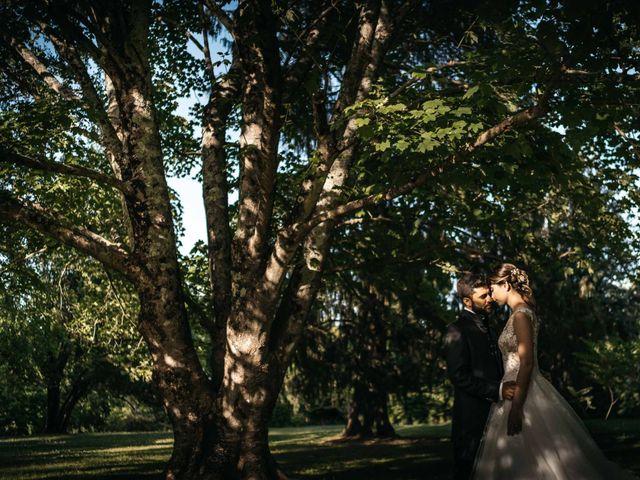 Il matrimonio di Alessandro e Claudia a Bracciano, Roma 52