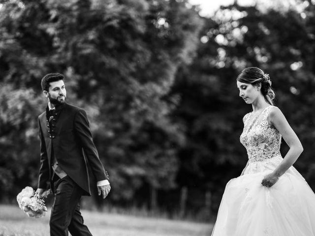 Il matrimonio di Alessandro e Claudia a Bracciano, Roma 1