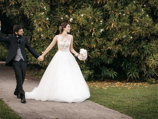 Il matrimonio di Alessandro e Claudia a Bracciano, Roma 59
