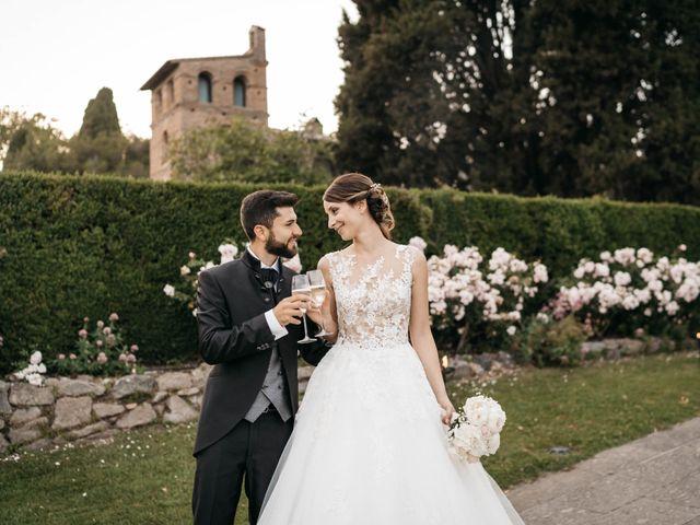 Il matrimonio di Alessandro e Claudia a Bracciano, Roma 60