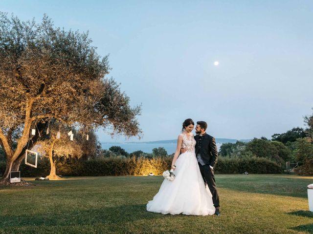 Il matrimonio di Alessandro e Claudia a Bracciano, Roma 64