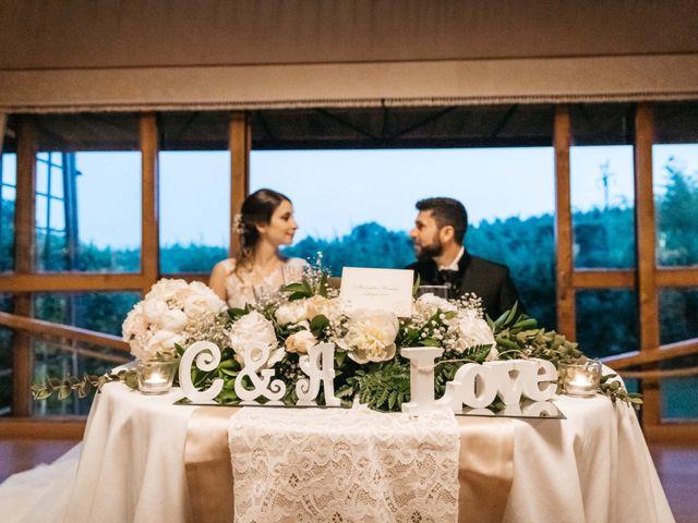 Il matrimonio di Alessandro e Claudia a Bracciano, Roma 66