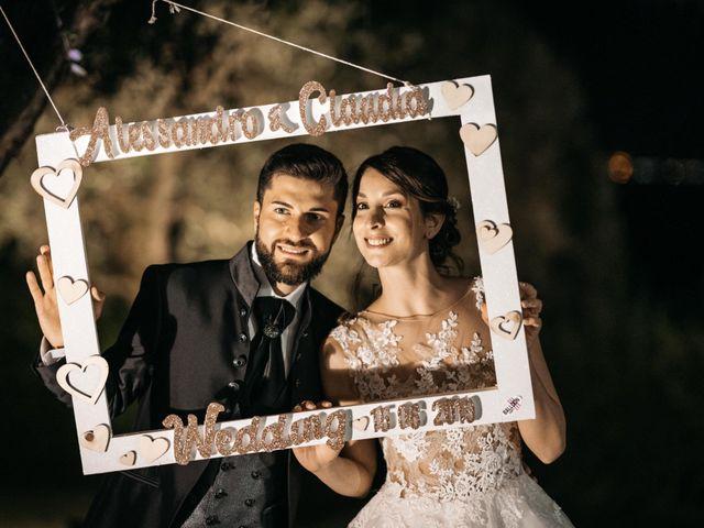 Il matrimonio di Alessandro e Claudia a Bracciano, Roma 68