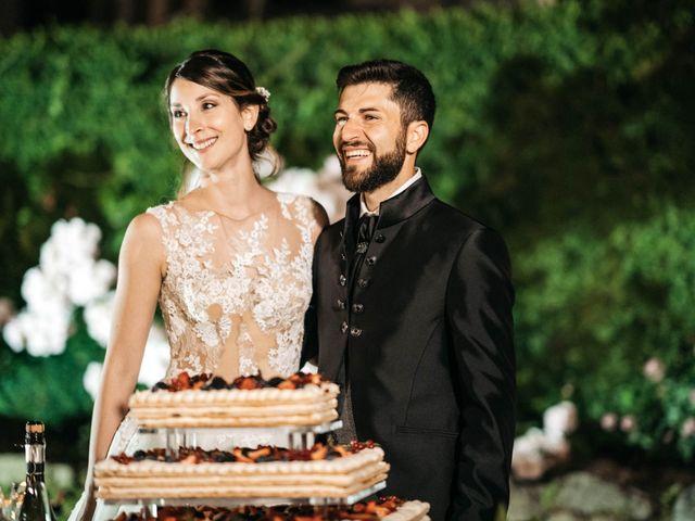 Il matrimonio di Alessandro e Claudia a Bracciano, Roma 69