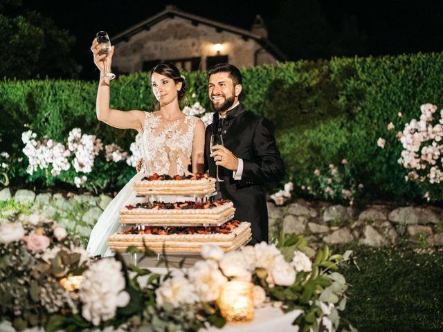 Il matrimonio di Alessandro e Claudia a Bracciano, Roma 71