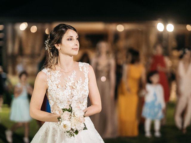 Il matrimonio di Alessandro e Claudia a Bracciano, Roma 72