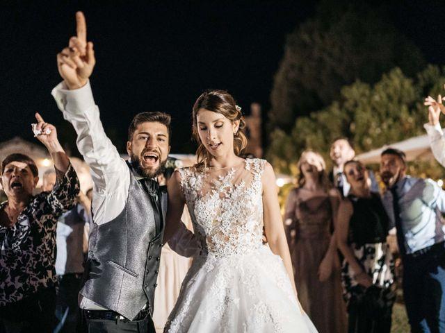 Il matrimonio di Alessandro e Claudia a Bracciano, Roma 77