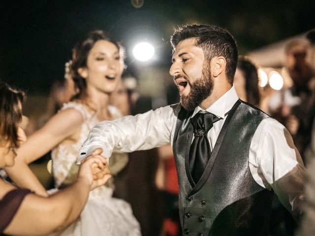 Il matrimonio di Alessandro e Claudia a Bracciano, Roma 78